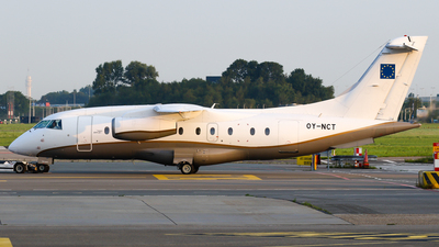 OY-NCT - Dornier Do-328-310 Jet - Sun-Air of Scandinavia