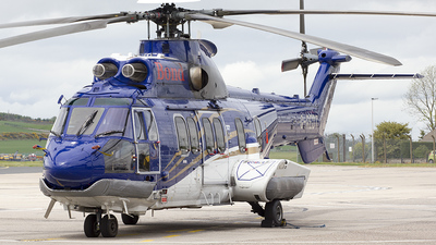 A picture of GREDT - Airbus Helicopters H225 - Babcock MCS Offshore - © peter adams