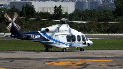 PR-OTH - Agusta-Westland AW-139 - Omni Táxi Aéreo