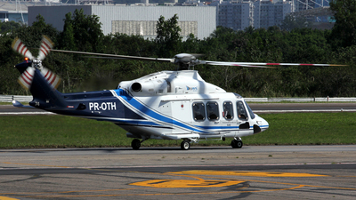 A picture of PROTH - Leonardo AW139 - [41574] - © Allan Martins Antunes