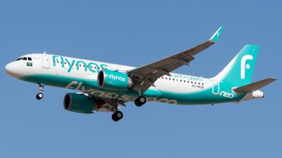 HZ-NS26 - Airbus A320-251N - Flynas