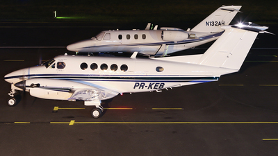 PR-KEB - Beechcraft B200 Super King Air - Private