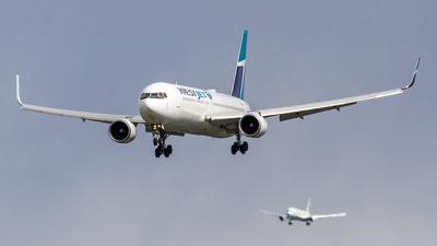 C-FOGT - Boeing 767-338(ER) - WestJet Airlines