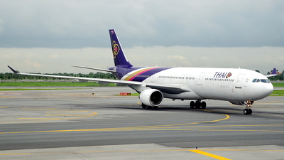 HS-TEA - Airbus A330-321 - Thai Airways International