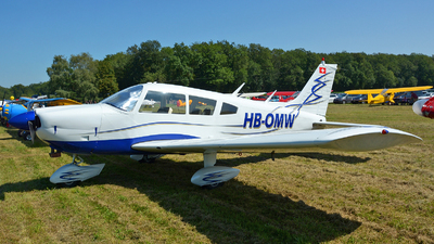 A picture of HBOMW - Piper PA28180 - [287305572] - © jeremy denton