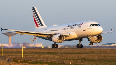 A picture of FGRHE - Airbus A319111 - Air France - © FlyingFlosViews