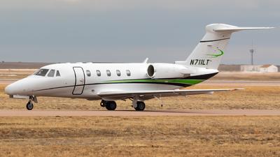 N711LT - Cessna 650 Citation VI - Private
