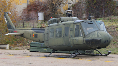 HU.10-24 - Bell UH-1H Iroquois - Spain - Army