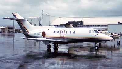 VH-HSS - Hawker Siddeley HS-125-700B - Private