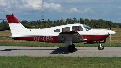 OY-CBS - Piper PA-28-181 Archer II - Private