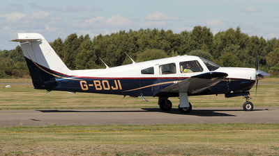 A picture of GBOJI - Piper PA28RT201 - [28R7918221] - © Ian Howat