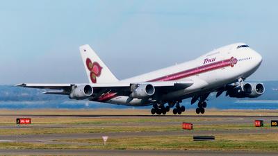 HS-TGS - Boeing 747-2D7B - Thai Airways International