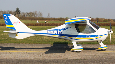 OK-RUS55 - Flight Design CTSW - Private