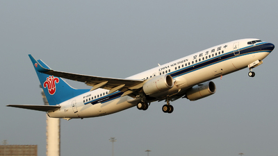 B-1236 - Boeing 737-81B - China Southern Airlines