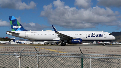 N961JT - Airbus A321-231 - jetBlue Airways