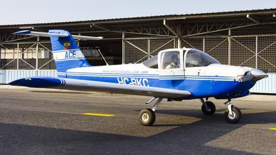 HC-BKC - Piper PA-38-112 Tomahawk II - Aeroclub del Ecuador