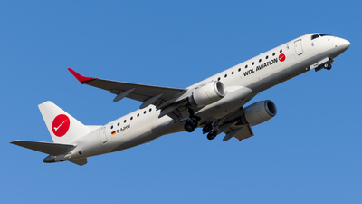 D-AJHW - Embraer 190-100LR - WDL Aviation
