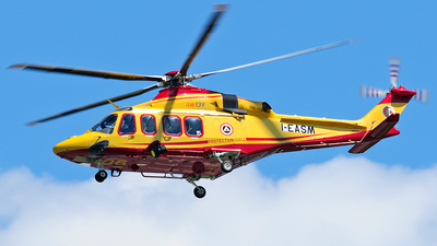 I-EASM - Agusta-Westland AW-139 - Algeria - Civil Protection