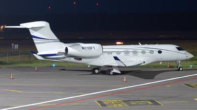 N710FT - Gulfstream G500 - Private