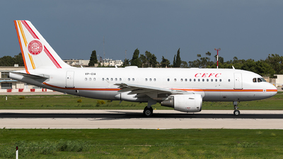 VP-CIA - Airbus A319-115(CJ) - Aviation-Link