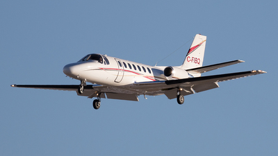 C-FIBQ - Cessna 560 Citation Encore - Private