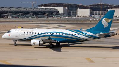 A4O-EA - Embraer 170-200LR - Oman Air