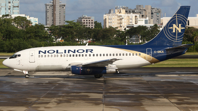 C-GNLK - Boeing 737-2K2C(Adv) - Nolinor Aviation