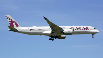 A picture of A7ALW - Airbus A350941 - Qatar Airways - © Stefan Mayer
