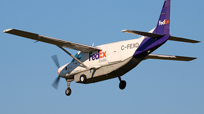 C-FEXO - Cessna 208B Super Cargomaster - Fedex Feeder (Morningstar Air Express)