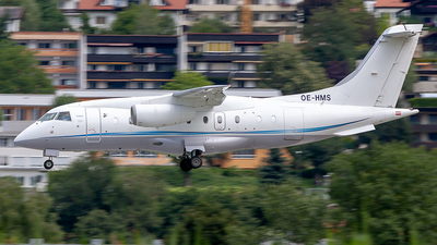 OE-HMS - Dornier Do-328-300 Jet - Tyrolean Jet Services