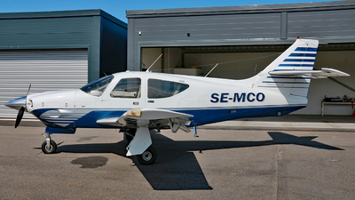 SE-MCO - Rockwell Commander 112A - Private