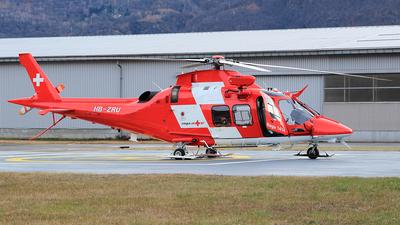 HB-ZRU - Agusta A109SP Da Vinci - REGA - Swiss Air Ambulance