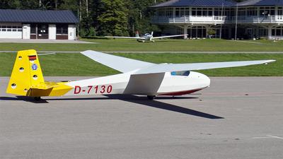 D-7130 - Schleicher Ka-8C - Private