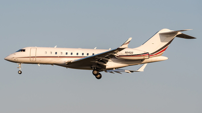 N114QS - Bombardier BD-700-1A11 Global 5000 - Private