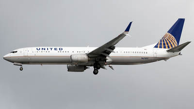N67827 - Boeing 737-924ER - United Airlines
