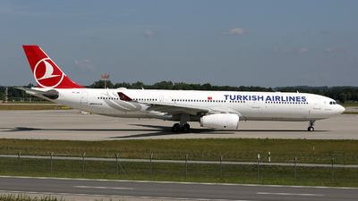 A picture of TCJNN - Airbus A330343 - Turkish Airlines - © Stefan Mayer