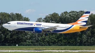 UR-CNP - Boeing 737-4Y0 - SmartWings (YanAir)
