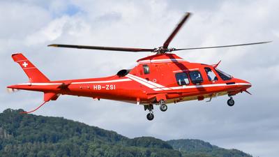 HB-ZSI - Agusta-Westland AW-109SP - Switzerland - Schweizerische Eidgenossenschaft