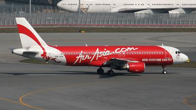 9M-AHF - Airbus A320-216 - AirAsia