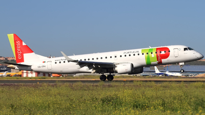 CS-TPV - Embraer 190-100LR - TAP Express
