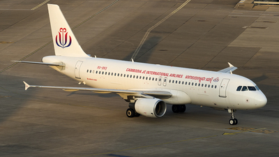 XU-993 - Airbus A320-214 - JC International Airlines