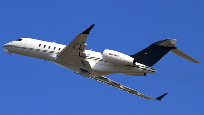 A picture of 9HCMA - Bombardier Global 5000 -  - © Chris_N