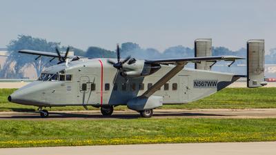 N567WW - Short C-23B Sherpa - United States - Richland County Sheriff Department