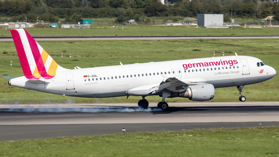 D-AIQL - Airbus A320-211 - Germanwings