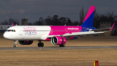 G-WUKN - Airbus A321-271NX - Wizz Air UK