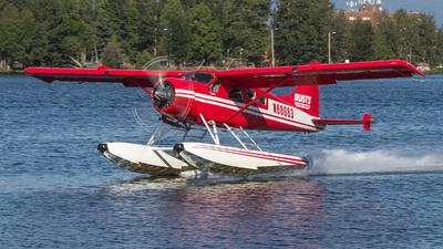 N68083 - De Havilland Canada DHC-2 Mk.I Beaver - Rust's Flying Service