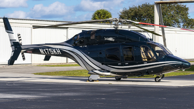 N175KH - Bell 429 Global Ranger - Private