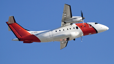VH-PPG - Dornier Do-328-100 - Aerorescue