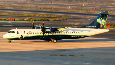 PR-ATG - ATR 72-212A(600) - Azul Linhas Aéreas Brasileiras
