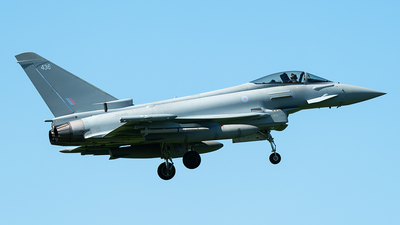 ZK436 - Eurofighter Typhoon FGR.4 - United Kingdom - Royal Air Force (RAF)